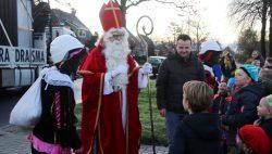 Sinterklaasfeest op de Koningin Julianaschool