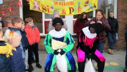 Feestelijk  Sinterklaasfeest op de Prins Bernhardschool!