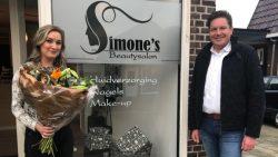 Opening nieuwe vestiging Simone's Beautysalon