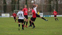 Broekster Boys verliest aansluiting na nederlaag tegen Drachtster Boys