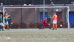 VV Kollum stond erbij en keek ernaar in en tegen VV Zuidhorn
