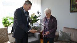 Echtpaar Bruinsma 60 jaar getrouwd