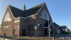De Grutte tsjerke in Kollumerzwaag