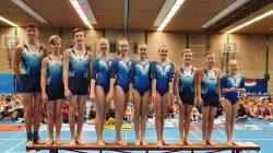 GVV Nederlands kampioen groepsspringen