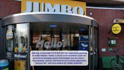 Zaterdag 14 december is RTV NOF met een cameraman aanwezig in Jumbo Dokkum