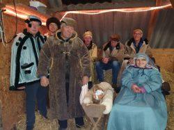Kerstconcert brassband Wilhelmina met de Bliide Sjongers