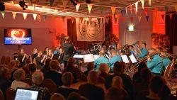 Een sprankelend nieuwjaarsconcert van Brassband Euphonia, Ternaard!