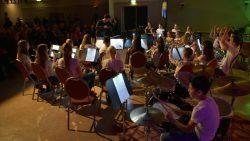 Een sprankelend nieuwjaarsconcert van Brassband Euphonia en Solex