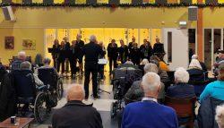 Amusementskoor Haven in Zicht sloot jubileumjaar af met drie optredens