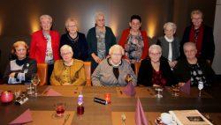 Vrouwengroep P.V.G. Oudwoude viert 85 jaar jubileum