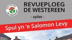 Revue op 13, 14, 20 en 21 maart meer info op www.rtvnof.nl/agenda