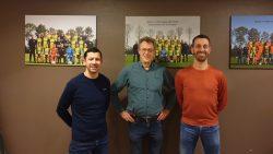 Contractverlenging hoofdtrainer Elmendorp en keeperstrainer de Boer bij Ropta Boys