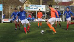 VV Kollum - 't Fean 58 kent geen winnaar