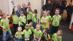 De Tarissing tweemaal 2e op Fries Kampioenschap Schooldammen