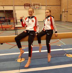 Anna Gerda Hellema en Yfke