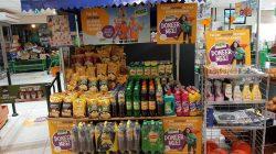 Steun Stichting Leergeld bij Poiesz Supermarkten in Kollum