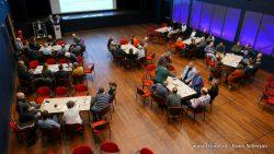 Hoe verdeel je drie ton onder inwoners Noardeast-Fryslân?