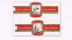 Sigarenbandje van Henri Wintermans