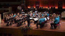 17 januari Nieuwjaarsconcert van Brassband Euphonia inTernaard