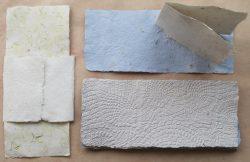 Workshop papierscheppen