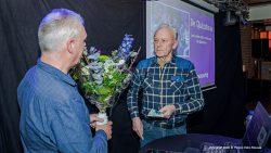 Afscheid van bestuurdslid Albert de Vries na 11 jaar zitting