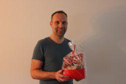 Een heerlijk Valentijnsontbijt voor de jarige Reinder de Jong