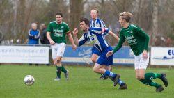 SC Veenwouden pakt punt in blessuretijd tegen Zuidhorn