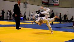 Districtskampioenschappen Judo -12 en -18 in Kollum