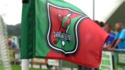 Voetbalclinic door SC Cambuur bij VV Zwaagwesteinde
