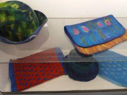 Expositie Vilt en Wol collectie